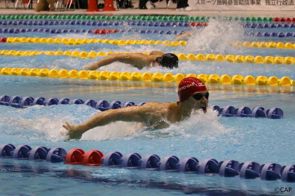 第34回日本身体障がい者水泳選手...