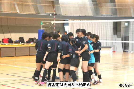 「世界の頂点を目指して」デフバレーボール女子日本代表強化 ...